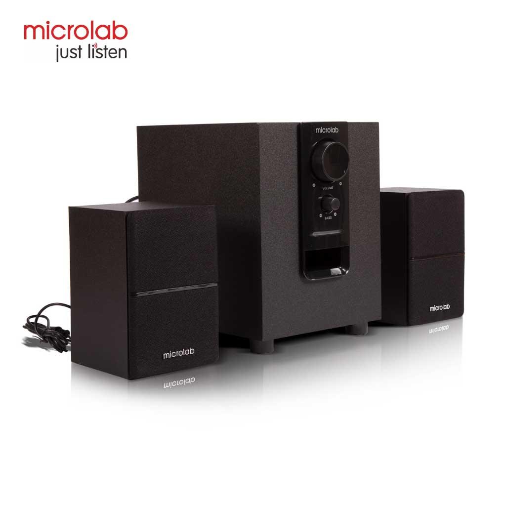 Microlab M106bt Multimedia Bluetooth Speaker 2 1 Etct