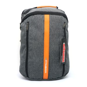 Witzman 19 Inch 35l Travel Backpack Grey