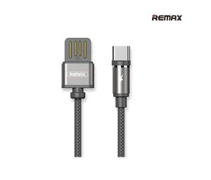 Remax Rc-095a Fast Charging Magnetic Type-c Data Cable