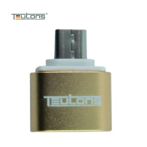 Teutons Otg Usb Converter To Micro Usb