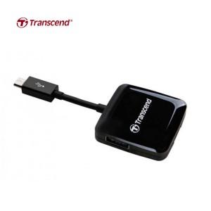 Transcend Ts-rdp9k Otg Card Reader Usb 2.0 Micro-b