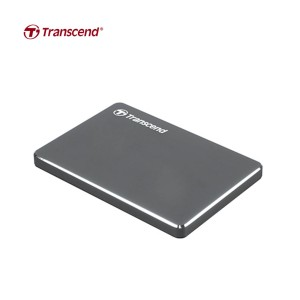 Transcend Storejet J25c3n 1tb External Hdd Usb 3.0 Ultra Slim