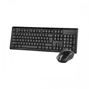 A4tech 4200n V-track 2.4g Wireless Bangla Keyboard With Wireless Padless Mouse