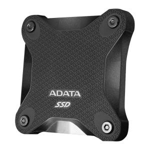 Adata Sd600q 240gb Usb 3.1 External Solid State Drive (black)