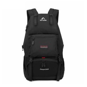 Skybow 8819 Canyon 2400 New Fashion 27l Large Capacity Premium Quality Waterproof Stylish Professional Multifunction Hiking Mounterian Climb Sports Travel Backpack (black)