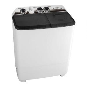 Sharp Es-t75x Twin Tub Semi Auto Washing Machine