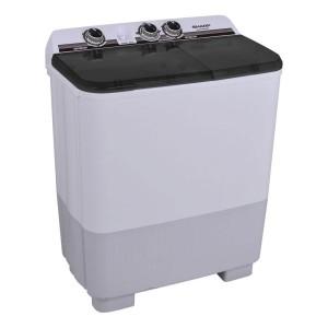 Sharp Es-t85x Twin Tub Semi Auto Washing Machine