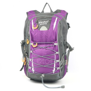 Deuter Mountain D510-3# Cycling Hiking Tracking Running Backpack (purple)