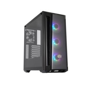 Cooler Master Mcb-b520-kgnn-rga Mb520 Argb Tg Gaming Case