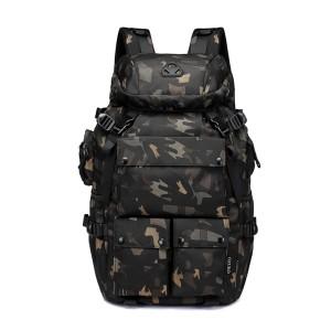 Ozuko 9279 Large Capacity Outdoor Hunting Ps5 Sneaker Custom Military Tactical Hiking Waterproof Travel Backpack (camo)