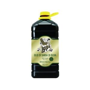 Lupi Pomace Olive Oil - 5ltr (pet Bottle)