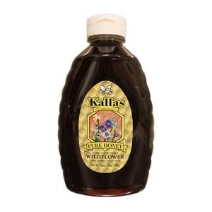 Pure Honey Wild Flower 454 Gm