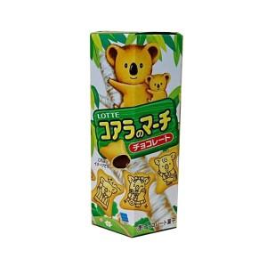 Lotte Koala No March Chocolate