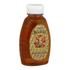 Pure Honey Orange Blossom 454 Gm